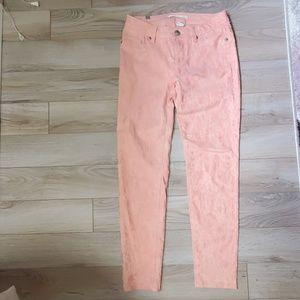 Lauren Conrad Pink Pants